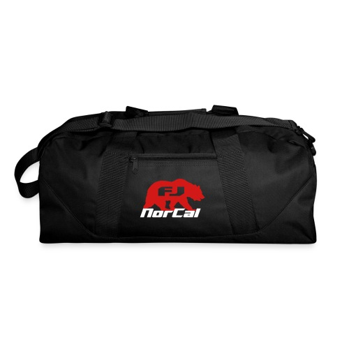 The Black Bear Bag - Duffel Bag