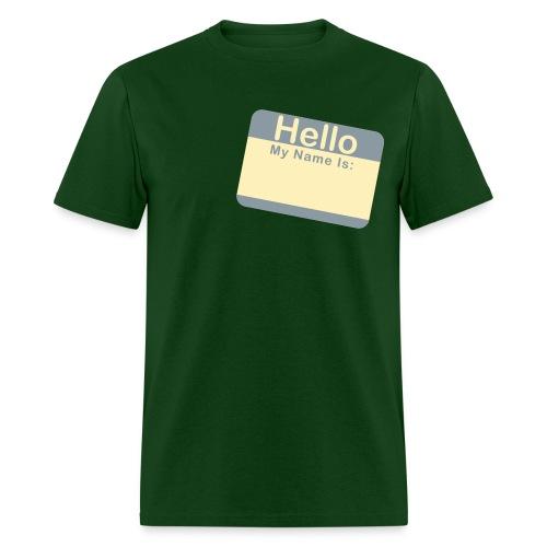 HR 1 - Men's T-Shirt