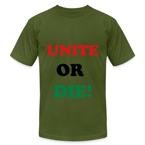 Unity is a must. - Men's  Jersey T-Shirt