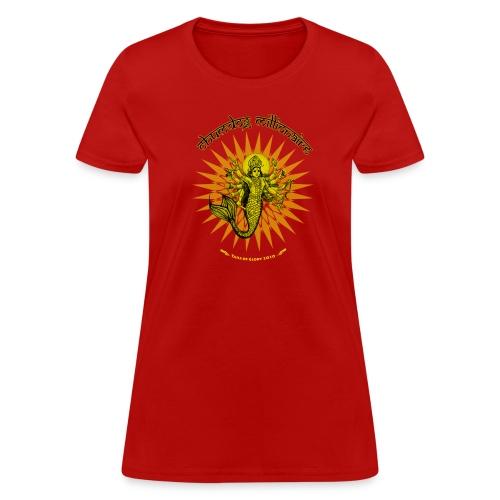 Chumdog Millionaire Women's Basic Tee - Women's T-Shirt