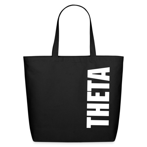 Classic Theta Tote - Eco-Friendly Cotton Tote