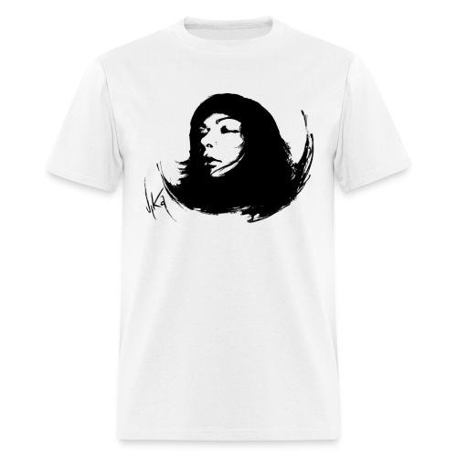 Face White Men - Men's T-Shirt