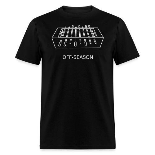 Off-Season, white - Men's T-Shirt
