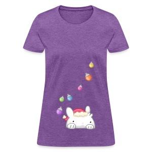 It's Christmastime - Girl - Women's T-Shirt