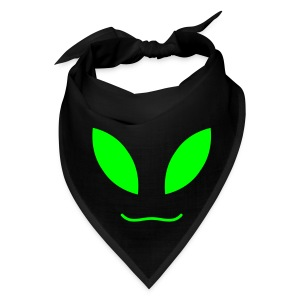 Betamorph logo alien face bandana - Bandana