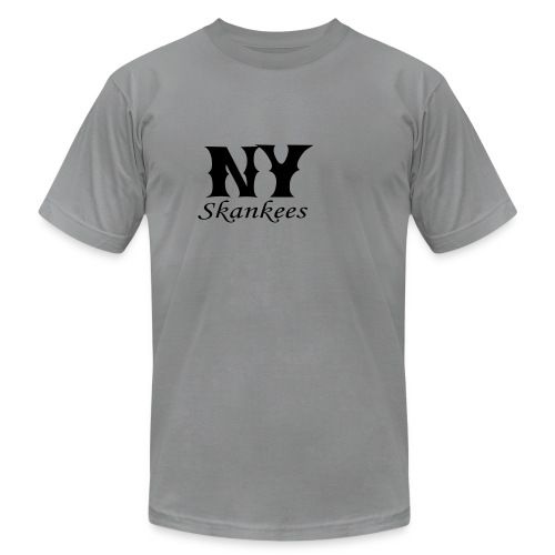 NY Skankees Tee (Mens) - Men's Fine Jersey T-Shirt