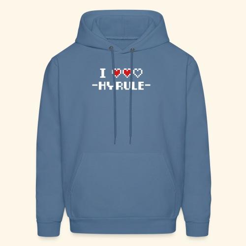 I Love Hyrule - Men's Hoodie