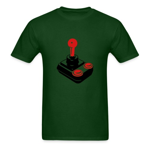 Joystick (on Choice) - Men's T-Shirt