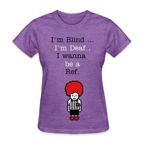 Referee Shirt - Women's T-Shirt