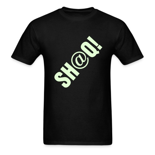 SH@Q! Support Boys - Men's T-Shirt
