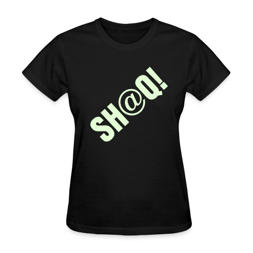 SH@Q! Support Girls - Women's T-Shirt