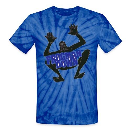 Basic logo tie dye - Unisex Tie Dye T-Shirt