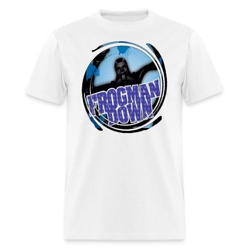 Standard Frogman Swirl - Men's T-Shirt
