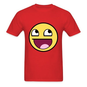 Awesome face - Men's T-Shirt