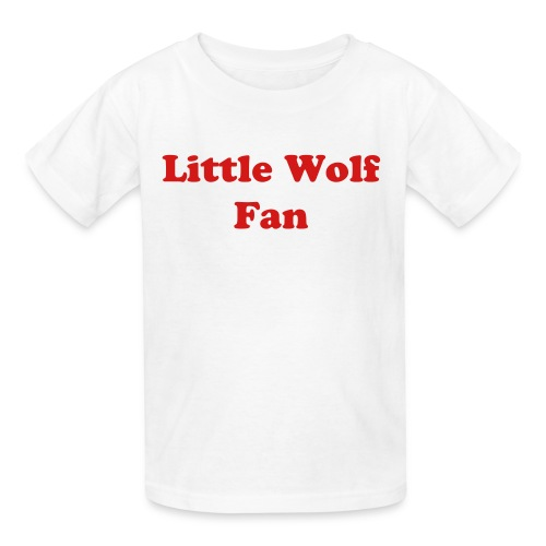 Little Wolf, Children's Tee - Kids' T-Shirt