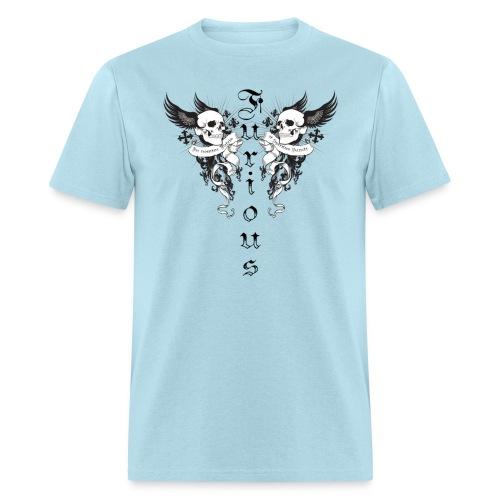 Furious Latin Prayer - Men's T-Shirt