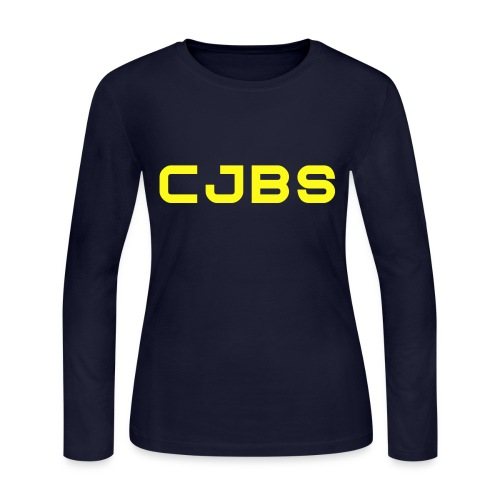 CJBS womens jersey longsleeve - Women's Long Sleeve Jersey T-Shirt