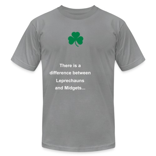 Leprechauns - Men's  Jersey T-Shirt