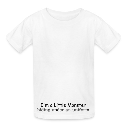 Under Uniform T-shirt - Kids' T-Shirt