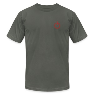 Red Ring of DEATH - Men's Fine Jersey T-Shirt