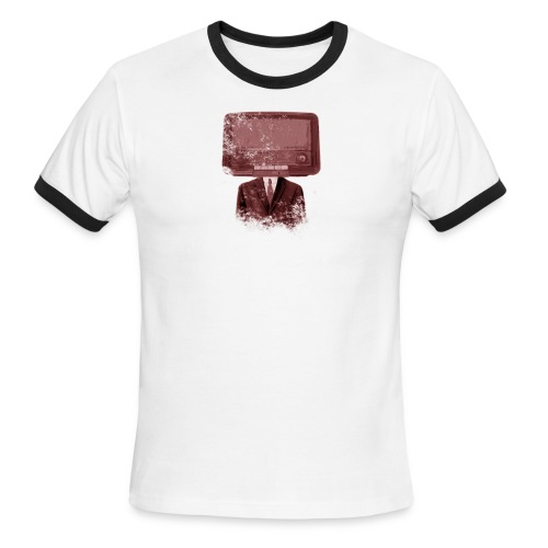 Radiohead - Men's Ringer T-Shirt