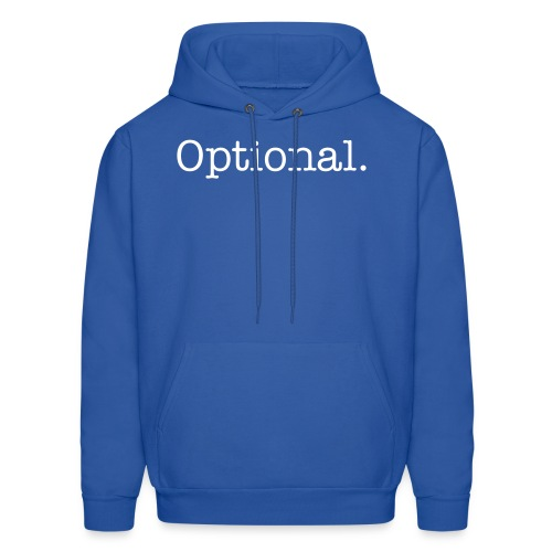 Optional Hoody - Men's Hoodie