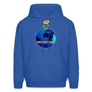 Happy Mother Earth Day - Men's Hoodie
