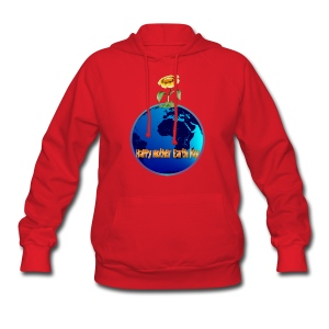 Happy Mother Earth Day - Women's Hoodie