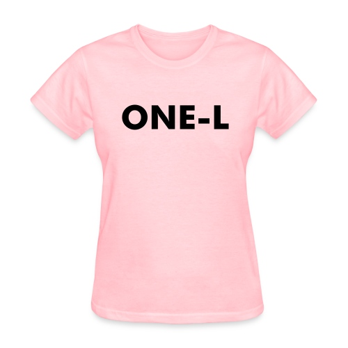 One-L Women's Tee - Women's T-Shirt