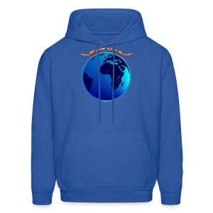 Mother Earth - Men's Hoodie