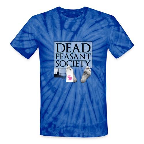 DEAD PEASANT SOCIETY - Unisex Tie Dye T-Shirt