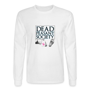 DEAD PEASANT SOCIETY - Men's Long Sleeve T-Shirt