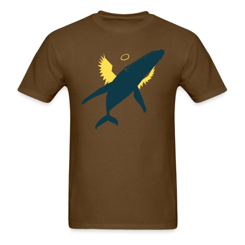 Angel Whale - Mens' Shirt - Men's T-Shirt
