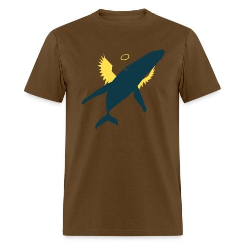 Angel Whale - Mens' Shirt - Men's T-Shirt
