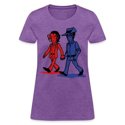 Gabry and Liam Ladies T - Women's T-Shirt