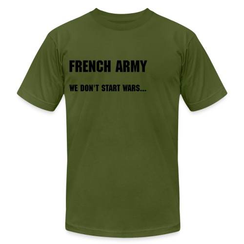 French army teeshirt - Men's  Jersey T-Shirt