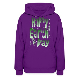 Happy Earth Day - Women's Hoodie