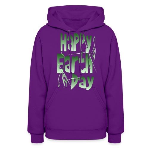 Happy Earth Day - Women's Hoodie