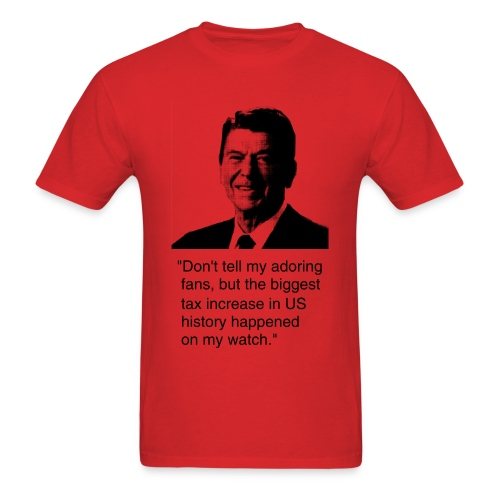 The Other Reagan - Men's T-Shirt