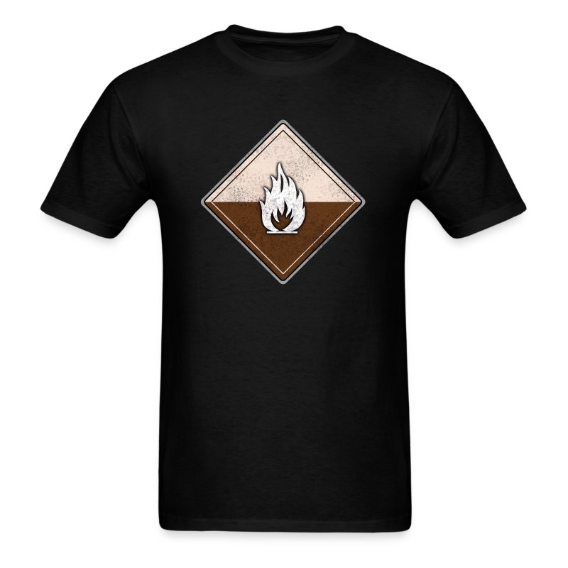 Flammable - Men's T-Shirt