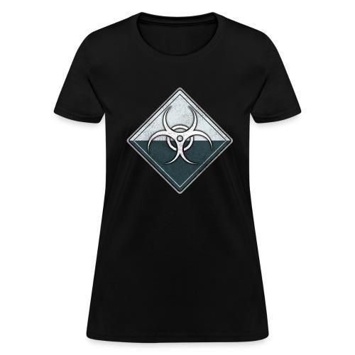 Biohazard - Women's T-Shirt