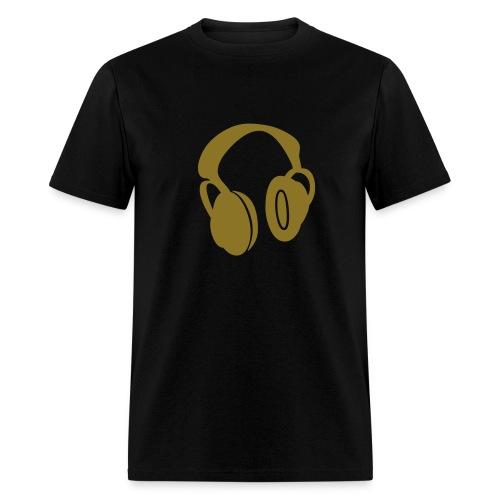 Headphonez T-shirt - Men's T-Shirt