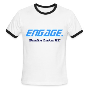 Men's Engage Shirt - Men's Ringer T-Shirt