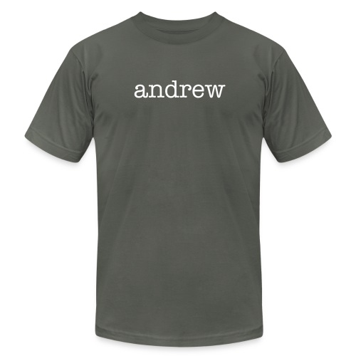 andrew - Men's  Jersey T-Shirt