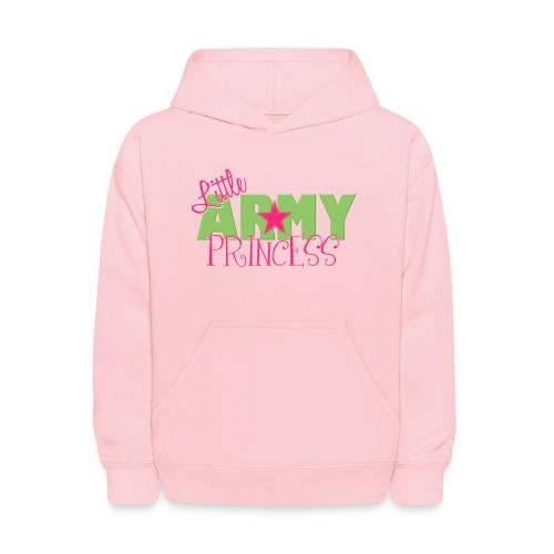 Little Army Princess - Kids' Hoodie