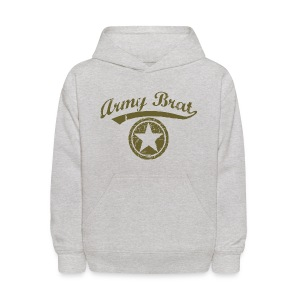Army Brat - Kids' Hoodie