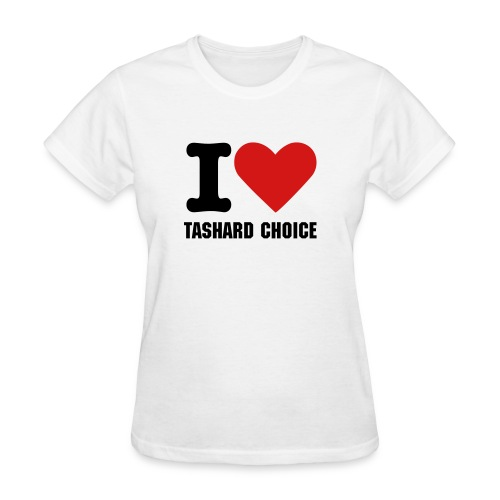 I Love Tashard Choice - Women's T-Shirt