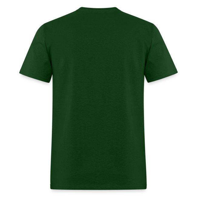 Men's Golf Ball Badin Lake NC Shirt