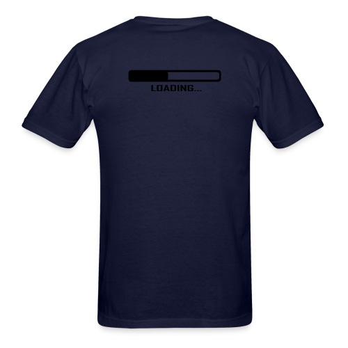 Attempting to Give a Damn... - Men's T-Shirt
