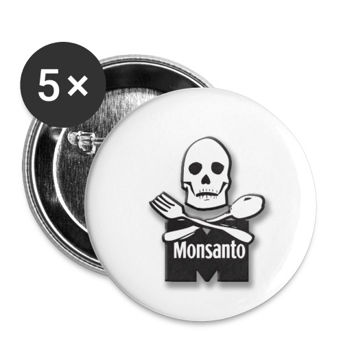 monsanto buttons - Small Buttons